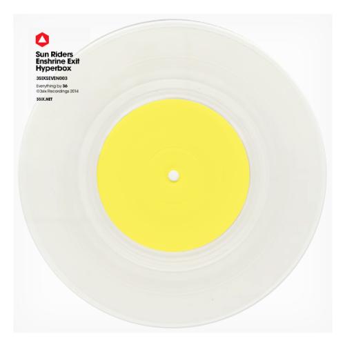 36 - Sun Riders (3SIXSEVEN003) - cover